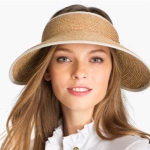 d9d1fc6b 🌟new Helen Kaminski mita sun visor